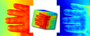 Hyperspectral Cube Hand